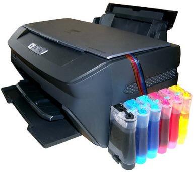 Что такое принтер с СНПЧ?