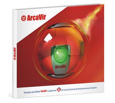 ArcaVir антивирус.