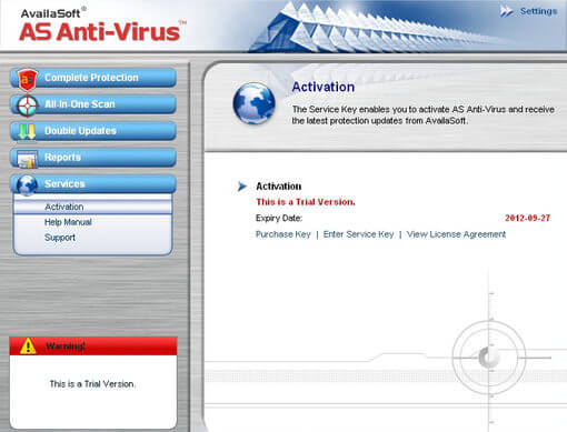 AS Anti-Virus