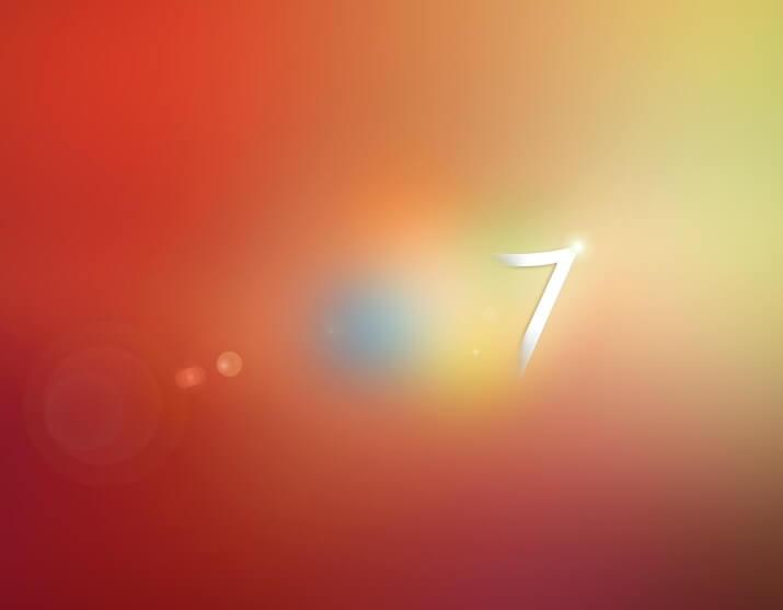 Ускоряем загрузку Windows 7