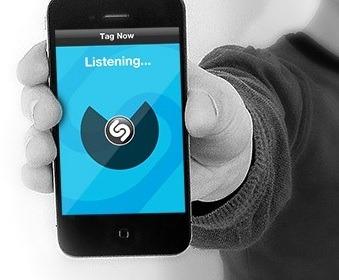 Shazam - программа для распознавания музыки