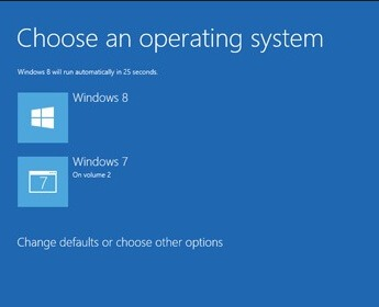 Две ОС Windows на одном компьютере