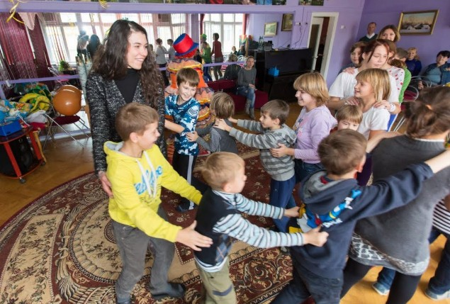 Детский дом № 6 г. Минска