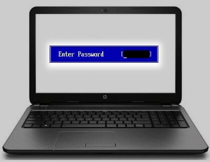 Сброс пароля BIOS на ноутбуке