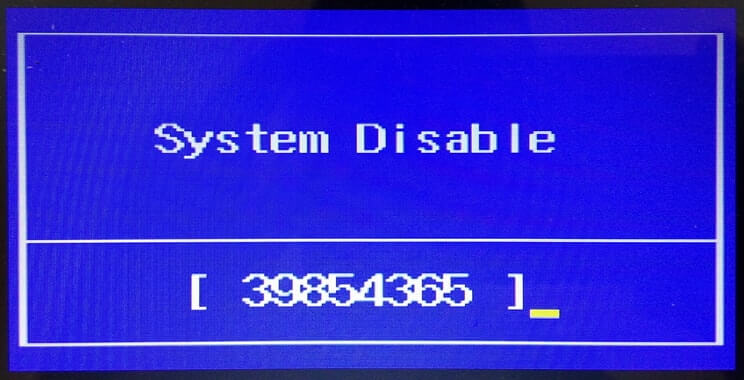 system-disable-min