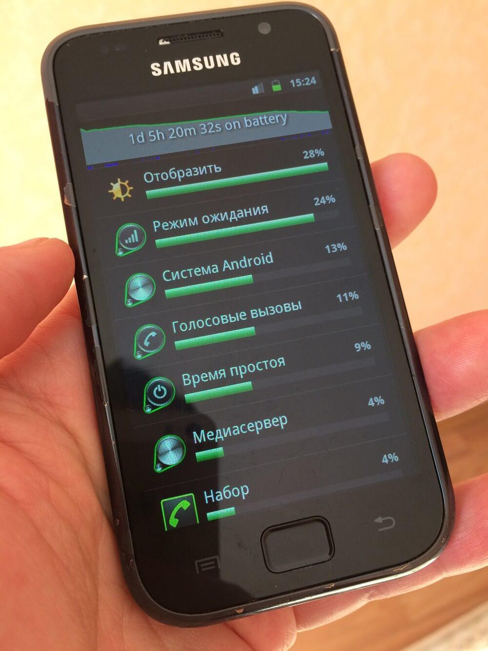Как сделать сброс данных (hard reset, factory reset) на Samsung Galaxy 98