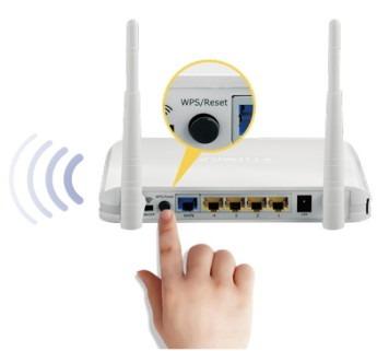 WPS на Wi-Fi роутере
