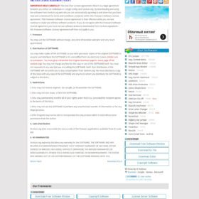 Www.Sordum.Org. Origin EULA. Screenshot of the site