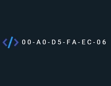 Mac-адрес, как сменить