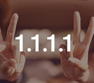 Что такое 1.1.1.1