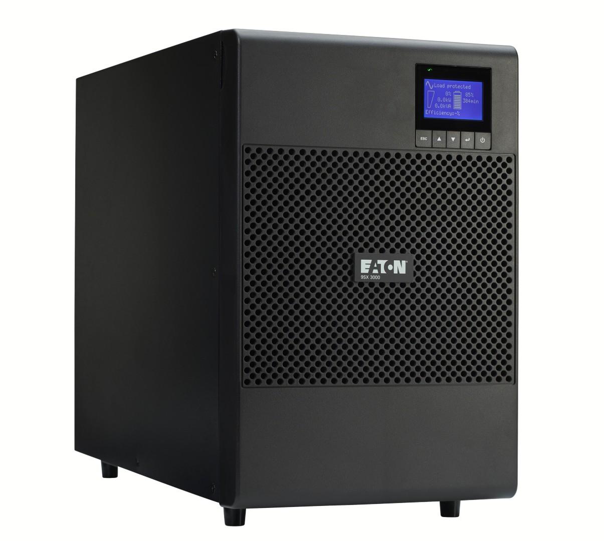 ИБП UPS - защищает от скачков напряжения и отключения электрического питания в сети.