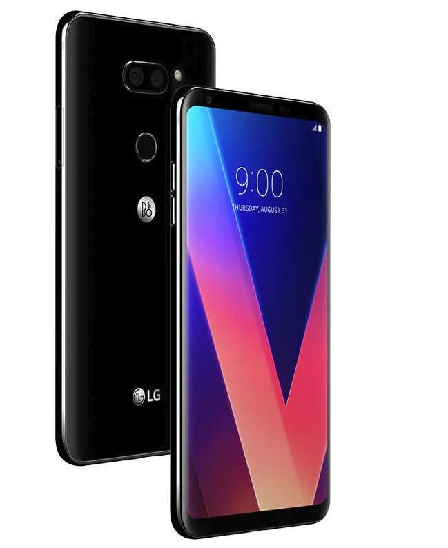 LG V30.