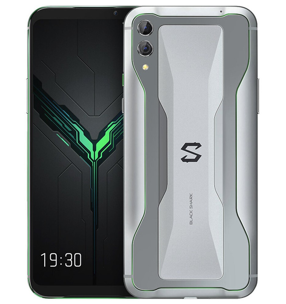 Xiaomi Black Shark. Смартфон может похвастаться большим экраном, а также большим объемом аккумуляторной батареи.