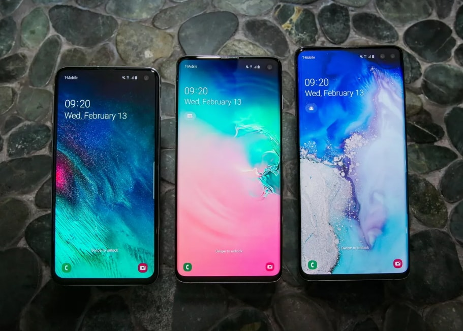 Преимущество Samsung
