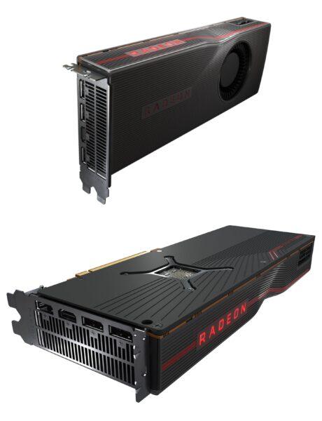 AMD RX 5700 XT. Устройство и принцип действия турбины